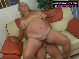 Texas Bbw Gal Pounding Her Fat Ass Giant Chubby Tits Part 2