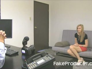 blowjob, casting, office