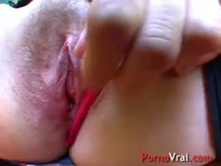 Mature fuck with an Arab who squirting! French amateur