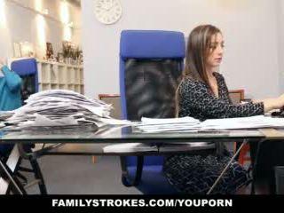 Familystrokes - osa aeg samm tütar becomes full-time lits