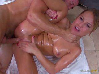 Brazzers - kendall kayden - špinavé masseur dm: zadarmo porno 61
