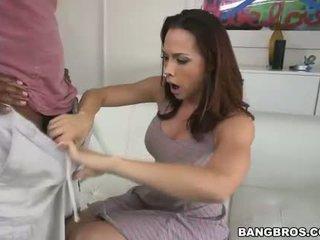 agradável anal, interracial classificado