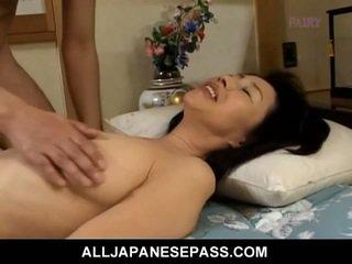 Makiko miyashita succhiare pelosa cazzo.