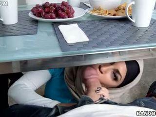 avsugning, arab, syster