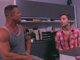 大雞巴, 同性戀者, 肌肉