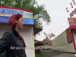 Sophia vill fitte banged ved den carnival