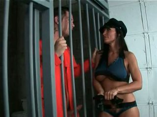 Vroče rit mama igranje policija ženska rides velika najstnice kurac