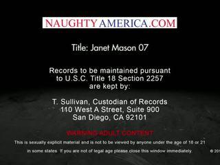 Redheaded матуся janet mason seduces її son's молодий друг - зіпсована america