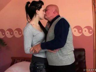 brunette, hardcore sex, oral sex