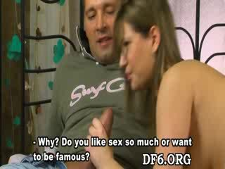 He squeezes in to fuck