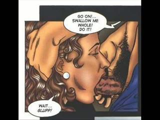 E pacensuruar seksual erotik objekt adhurimi comics