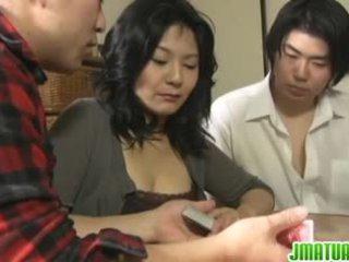 일본의, 성숙, 섹스