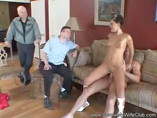 Wife Likes Fucking Strangers, Free Wife Fucking Porn Video