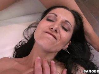 brunette, hot groupsex watch, big tits great