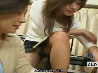 Subtitles japāna milfs cougars apģērbta sievete kails vīrietis harem