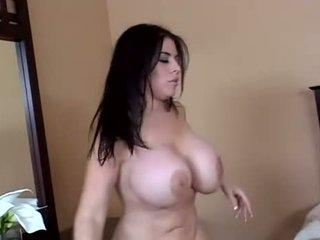 si rambut cokelat, vaginal seks, anal sex