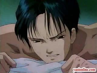 gay, cartone animato, hentai