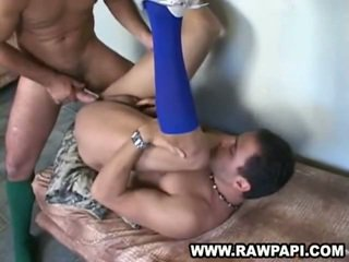 Extreme Latino Booty Fuck