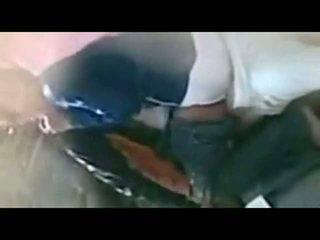 Indonesiano hijab ragazza scopata all'aperto