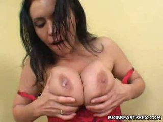 Breasty angelica geboord