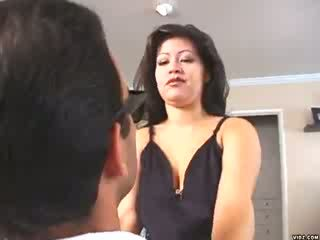 Misty mendez loves straddling malaki makatas cocks