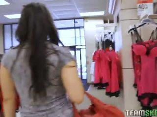 POV Life: Columbian brunette Sadin Godiva gets blasted