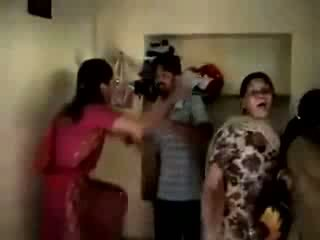 Wife Caught Husband With Mistress In Home Video