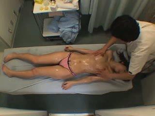 Spycam तबीयत spa मसाज सेक्स हिस्सा 1