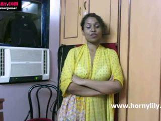 印度人 孩儿 lily chatting 同 她的 fans - mysexylily.com