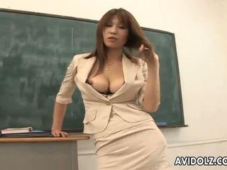 ร้อน นมโต ai kurosawa สกปรก คุณครู ด้วย มหาศาล