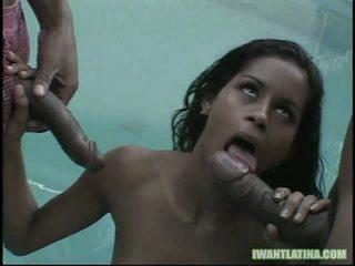 Kid jamaika un mark anthony dzimumloceklis slam šī karstās latīņu slut1