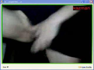 webcam, masturbating, girl
