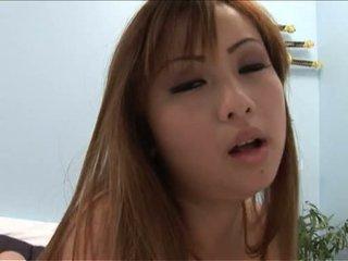 ハードコアセックス, ベイビーは2本のチンポが大好き, asians who love cum