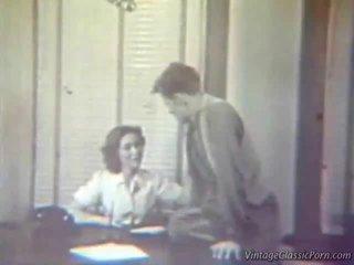 Il screwing segretaria