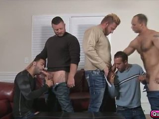 Luke adams i en hot orgie