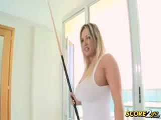 reality, big boobs, blowjob