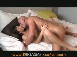 Orgasms - pregnate 我