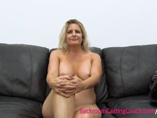 Mom Takes Creampie For A Washer and Dryer