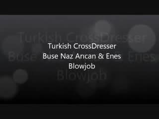 Türgi buse naz arican & gokhan - imemine ja keppimine