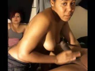 2 възбуден момичета голям хуй - бял кубински момиче