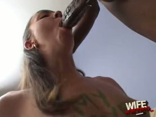 Trinity Post Blow The Darksome Ramrod Of Her Hubby