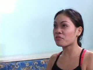 Monica lopez filipina pinay 他媽的 懶婦