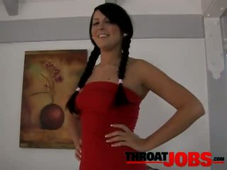 Skyla paige - throatjobs