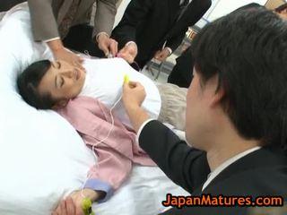 מבוגרים natsumi kitahara ב חם
