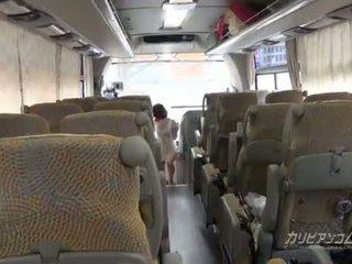 4x4 caribbean 버스 순회 공연 시작 부터 수탉 빨기