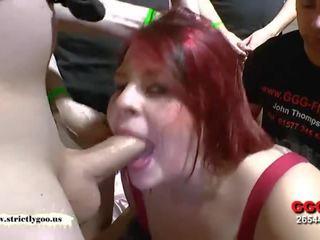 bbw, cowgirl, rødhårete