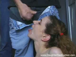 Fiică destruction - dp scenă
