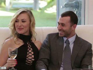 Eroticax james deen e alexa em quente casal swinging