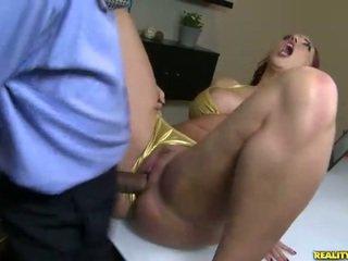 Kelly divine fucks i bikinin