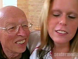 포르노, 아마추어, 늙은